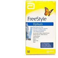 FREESTYLE OPTIUM TEST STRIPS25
